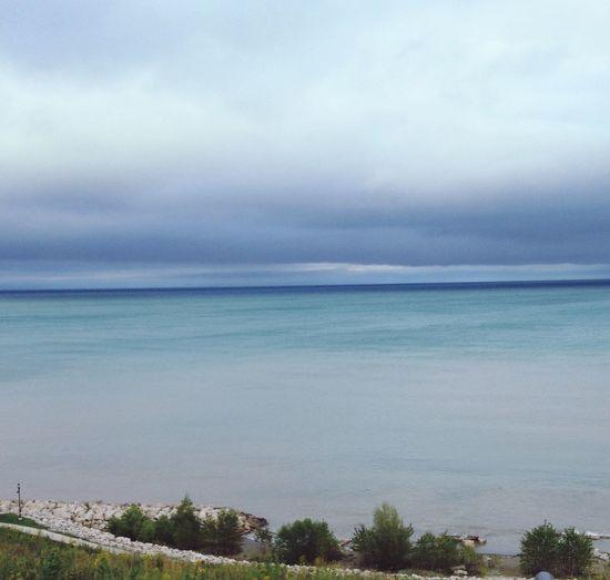 Lake Michigan First Eyeem Photo