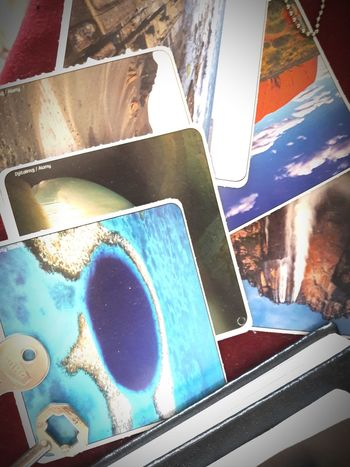 Multi Colored Art And Craft Full Frame Pattern No People Close-up Day Painted Image Indoors