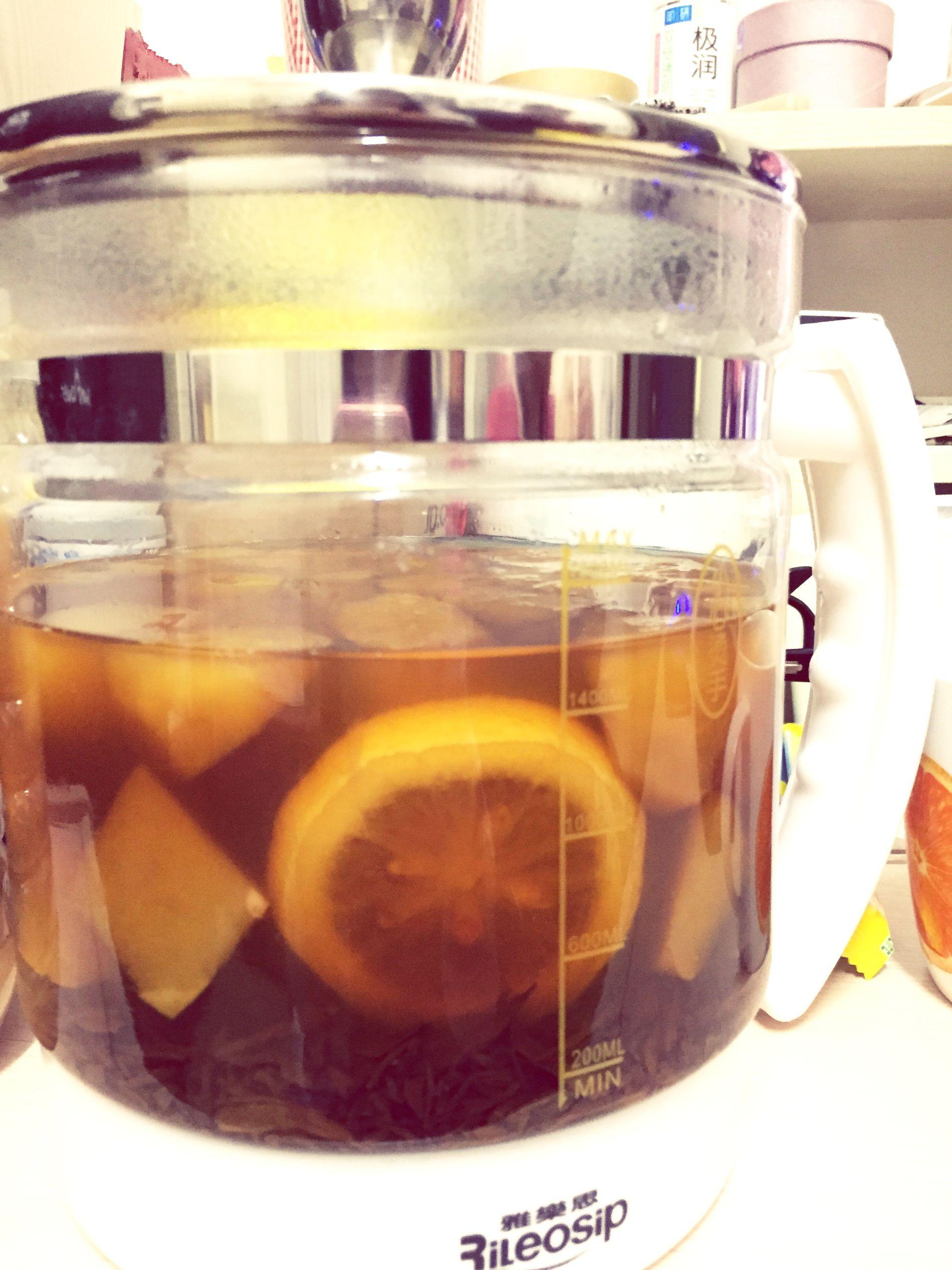 Friut Tea 水果茶