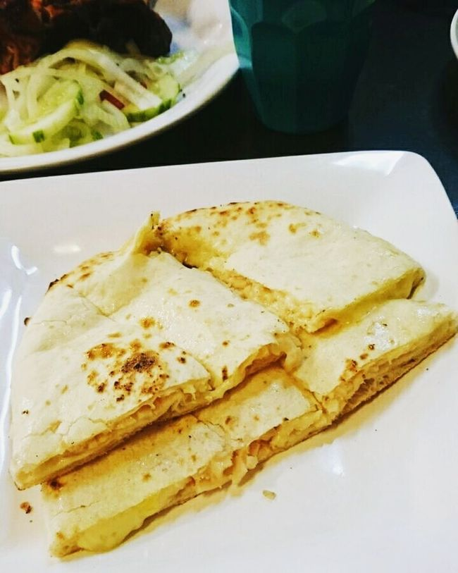 YummyRoti Nan Cheese Delicious CheeseLeleh
