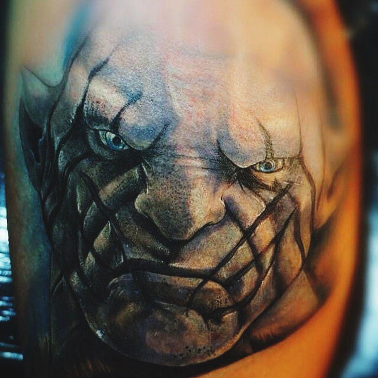 Tattoo Ork That's Me Hello World Popular Photos Tattooed ArtWork