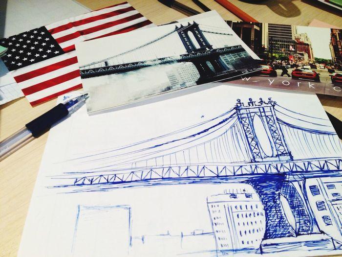 Art Bridge Picture Pincel America