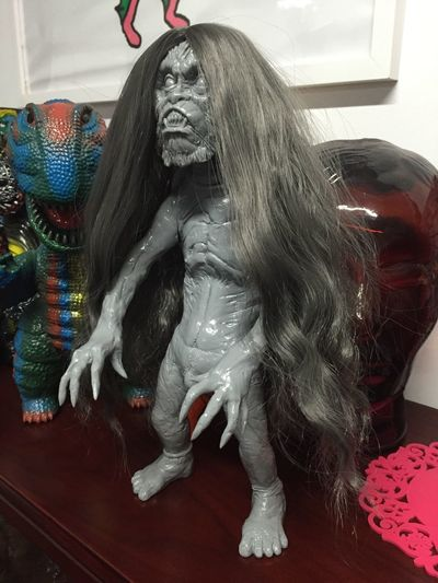 Bram Stoker's Dracula / Blood Majin by PLT toys. Majin Vampire Dracula Sofubi Kaiju Toys Collectibles Sculpture
