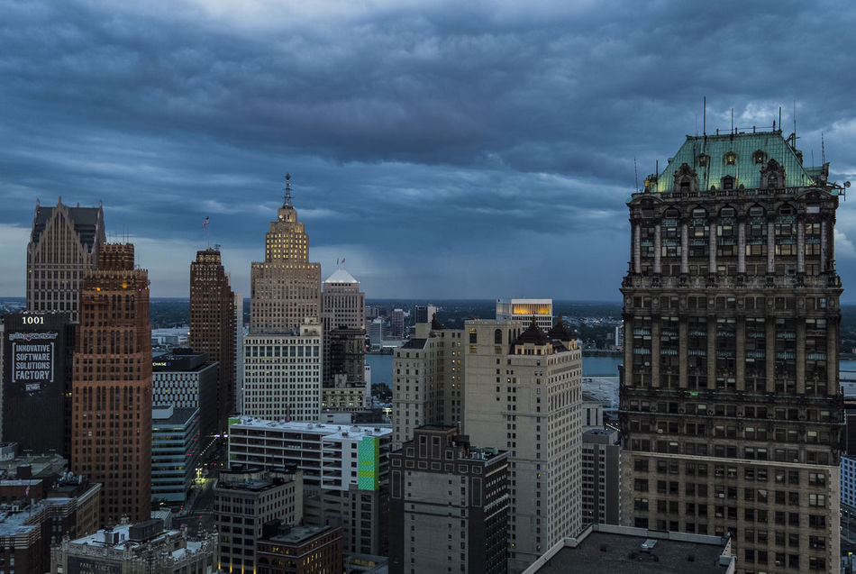 Beautiful stock photos of detroit,  Beauty In Nature,  Blue,  Building,  Building Exterior
