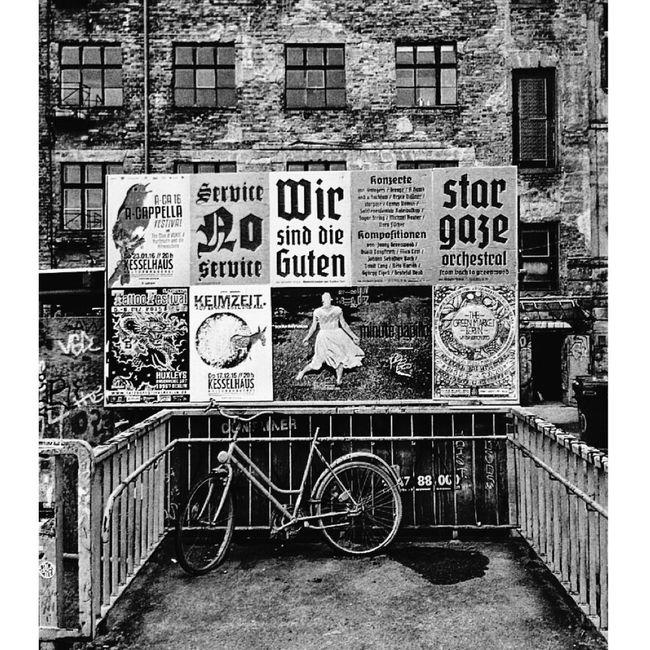 My Eyes My Berlin Berlin Berliner Ansichten Volksbühne Poster Gfx Typography Blackandwhite Blackandwhite Photography Bnw Streetphotography Street Photography Bike Timeless Bnwstreetphotography