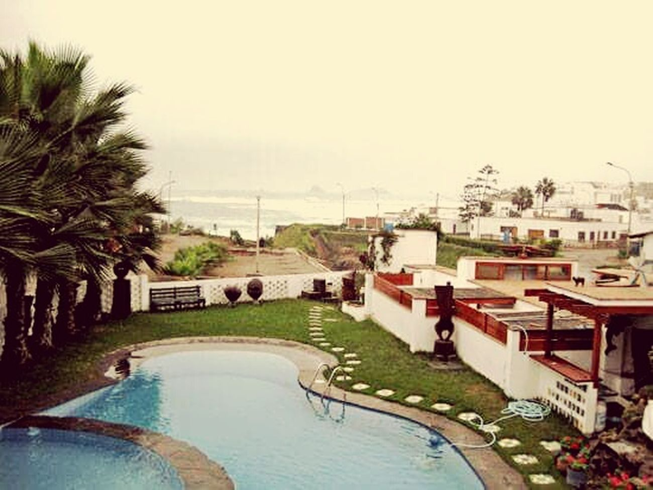 Surfing Hotel Sol Lima-Perú Casabarco Piscina Playa PuntaHermosa Smail :) Swimming