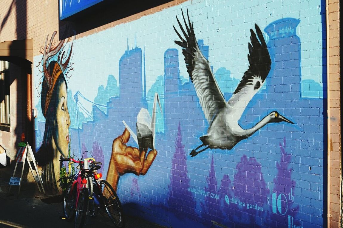 A mural found in Uptown, Minnesota. Streetart Minnesota Minneapolis ArtWork Photography M.L Prod. First Eyeem Photo