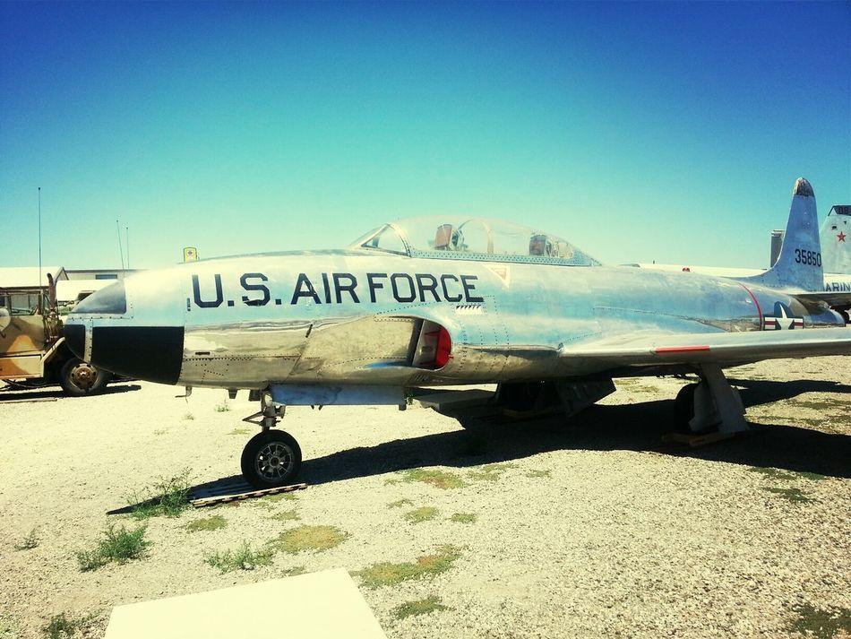Airplanes Warbirds Museum