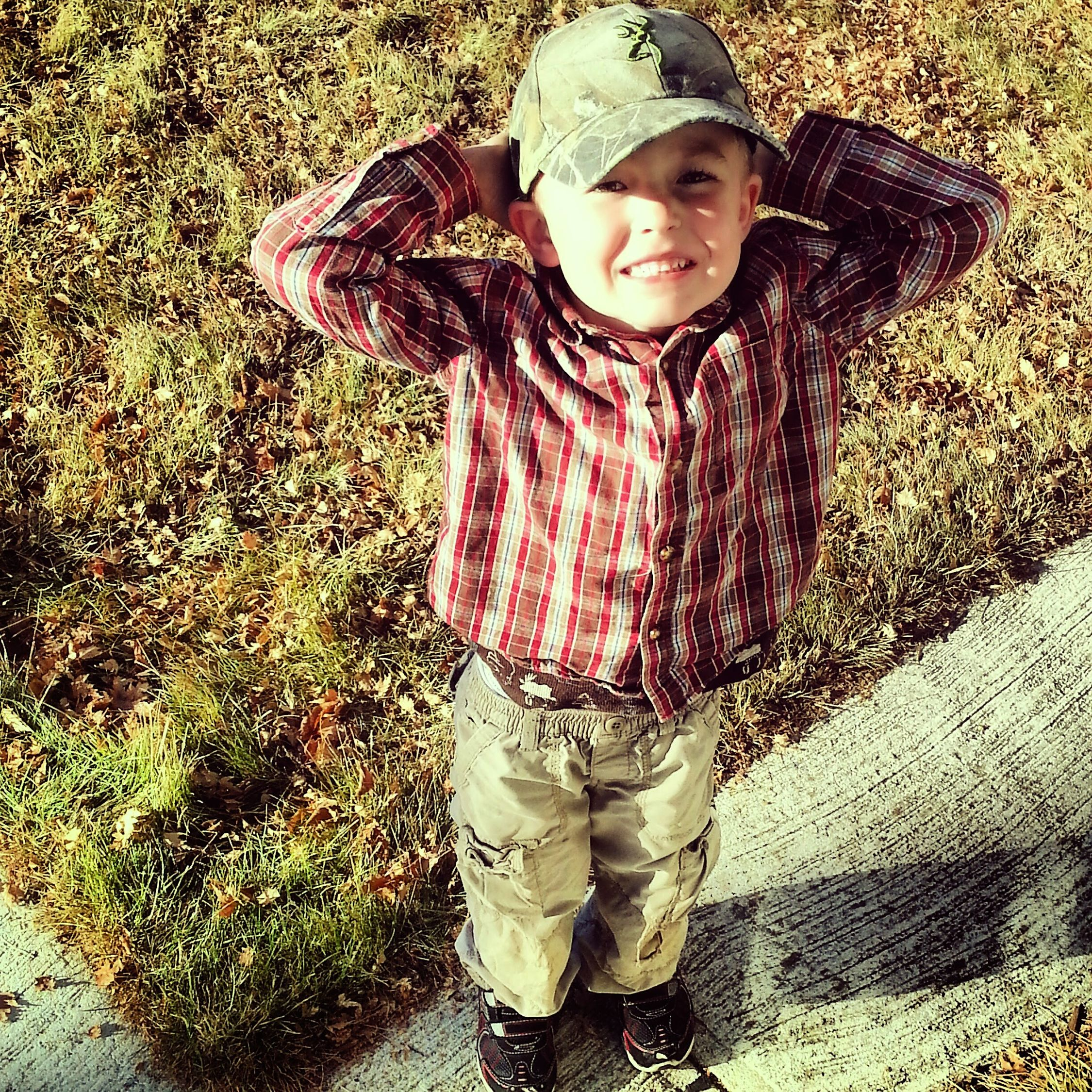 Little Hunter Camo Cheese! EyeEm Best Shots My Mini Me Eyeemphotography Capturing Freedom Littleman :) Growinguptoofast Pure Happiness.