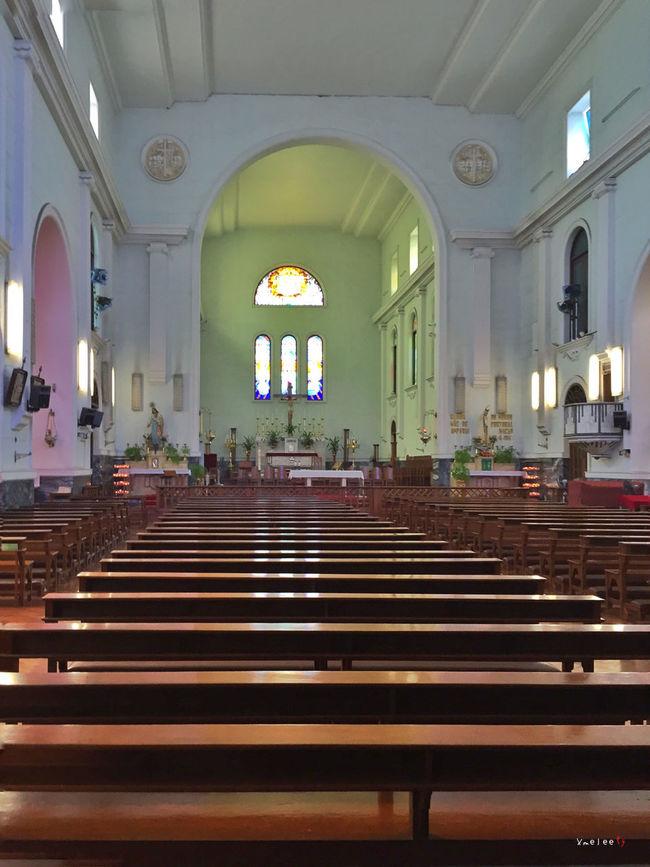Taking Photos IPhone IPhoneography Iphonephotography Church Religion Catholic Church Macau