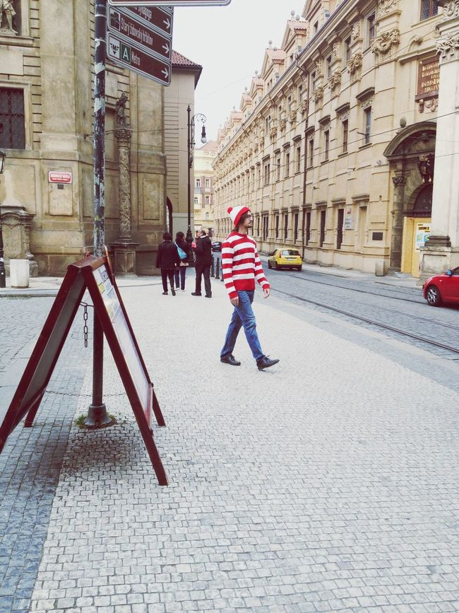Finding Wally Taking Photos Check This Out Random found him!!!