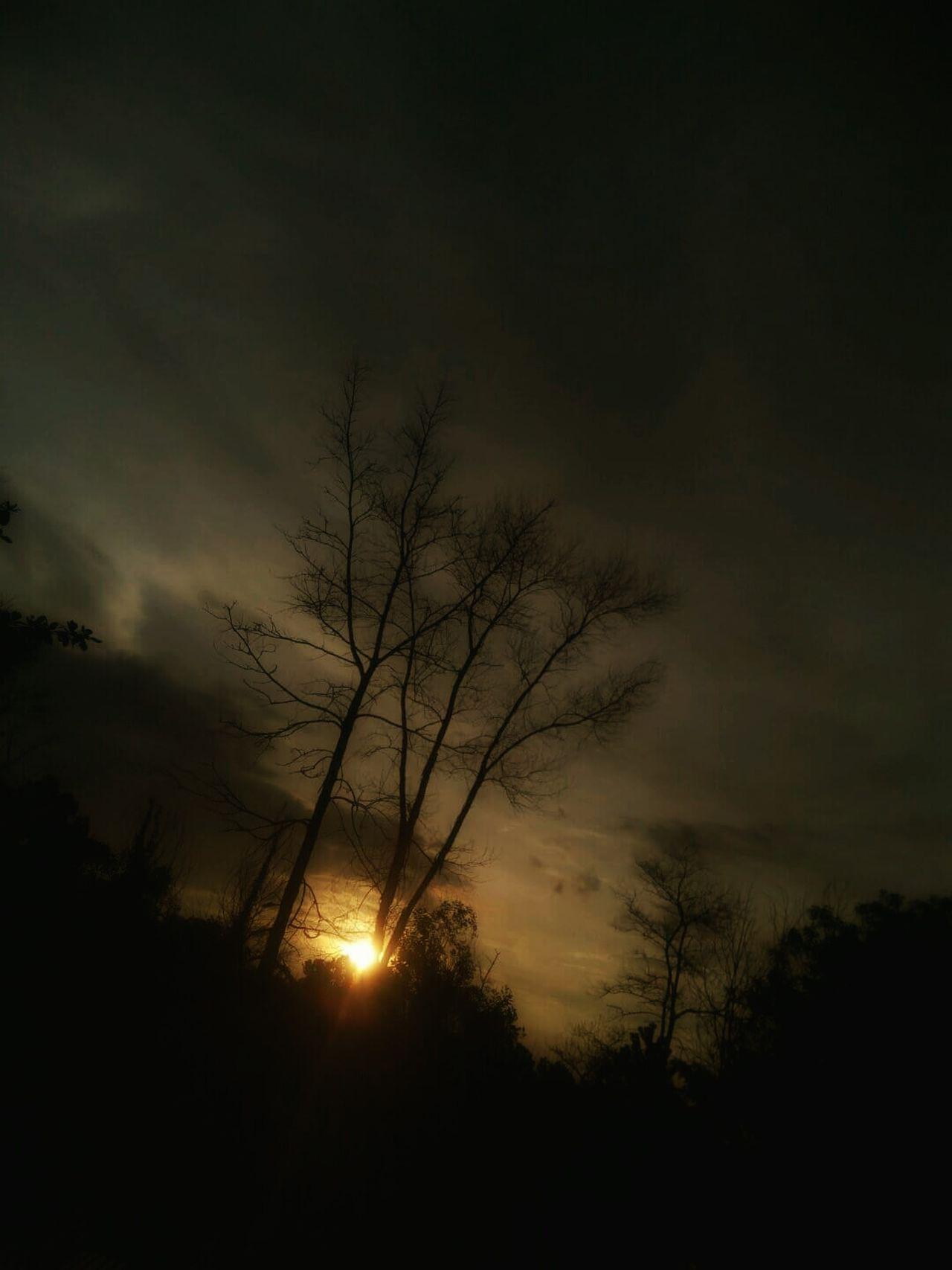 Whay? Silhouette Tranquil Scene Scenics Outdoors Cloud - Sky Night Photography Mahasiswa_pku Samsung Umri Amazingindonesia Indonesiapunya Indonesiaku Indonesia_photography Dunia SamsungJ5 Gadgetgrapher_riau Netherlands