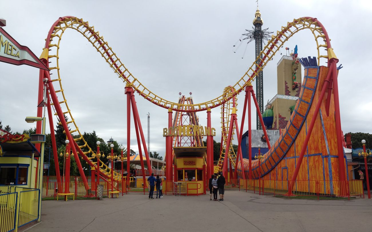 Boomerang Amusementpark