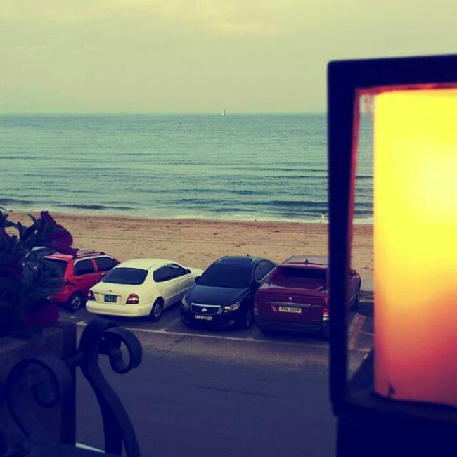 Songjung Beach In Busan Cafe Time