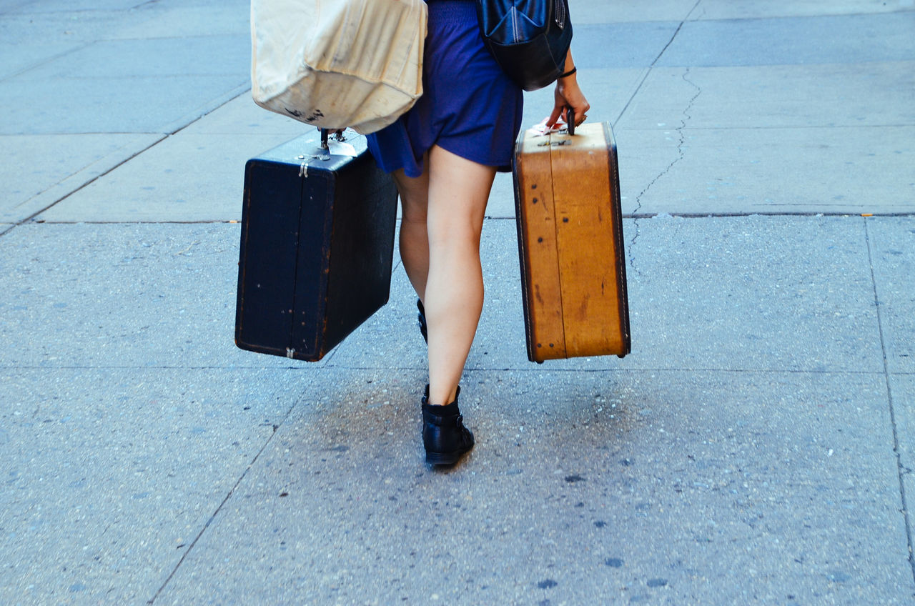 Beautiful stock photos of new york, Carrying, Day, Footpath, Leisure Activity
