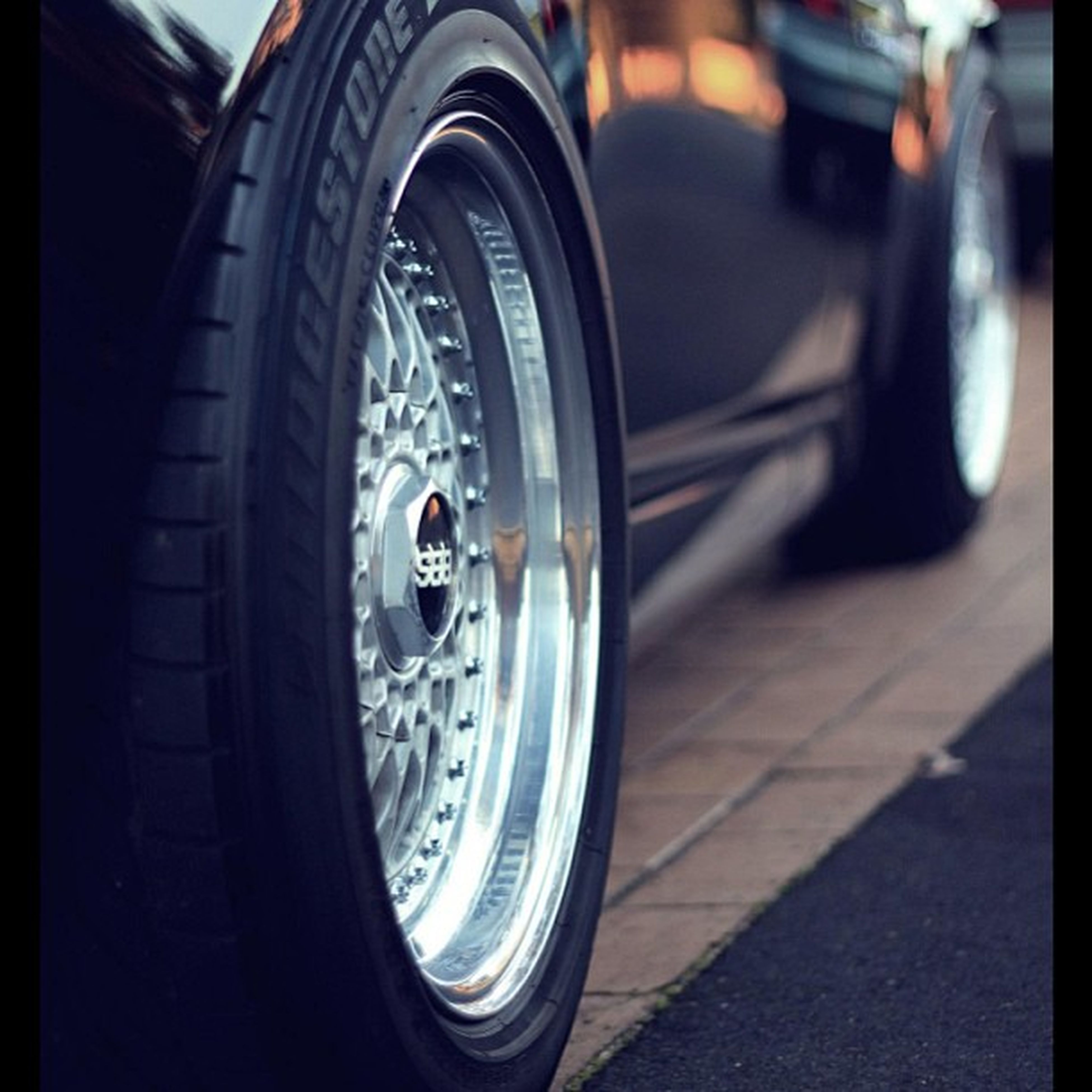 BBS Rs Fatrubber