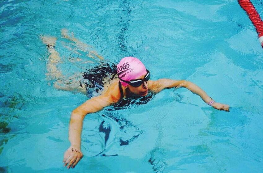 People And Places TRIATHLON Triathletes Swiming Pool Swimming Watersports Water