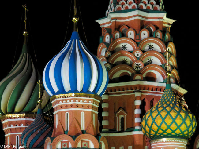 A Day A Picture A Story - 12th of November - Moscow (Russia) : St Basil cathedral fascinating colors and shape Black Background City Colorful Moscow Night Nightphotography No People Outdoors Red Square St Basil's Cathedral Urban