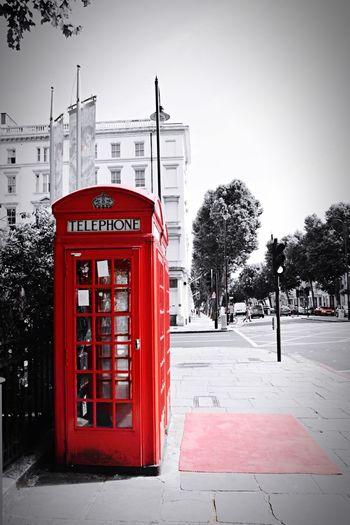 Hello World London Redphonebox