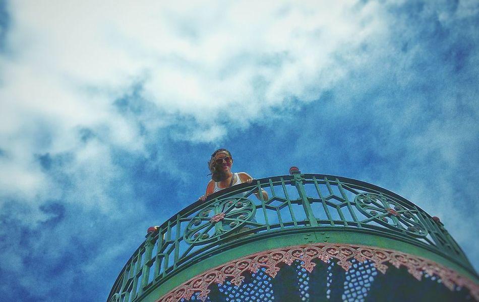 Sky Eye4photography  City Streetphoto_color Goodmorningsunshine Light Ver-o-peso Postcards Hello World