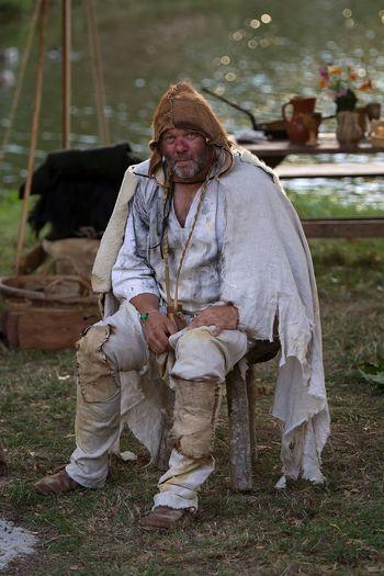 Manant Middle Ages Medievale Autour De Chez Moi Moyen âge Men Homme Clochard Photo Around You France