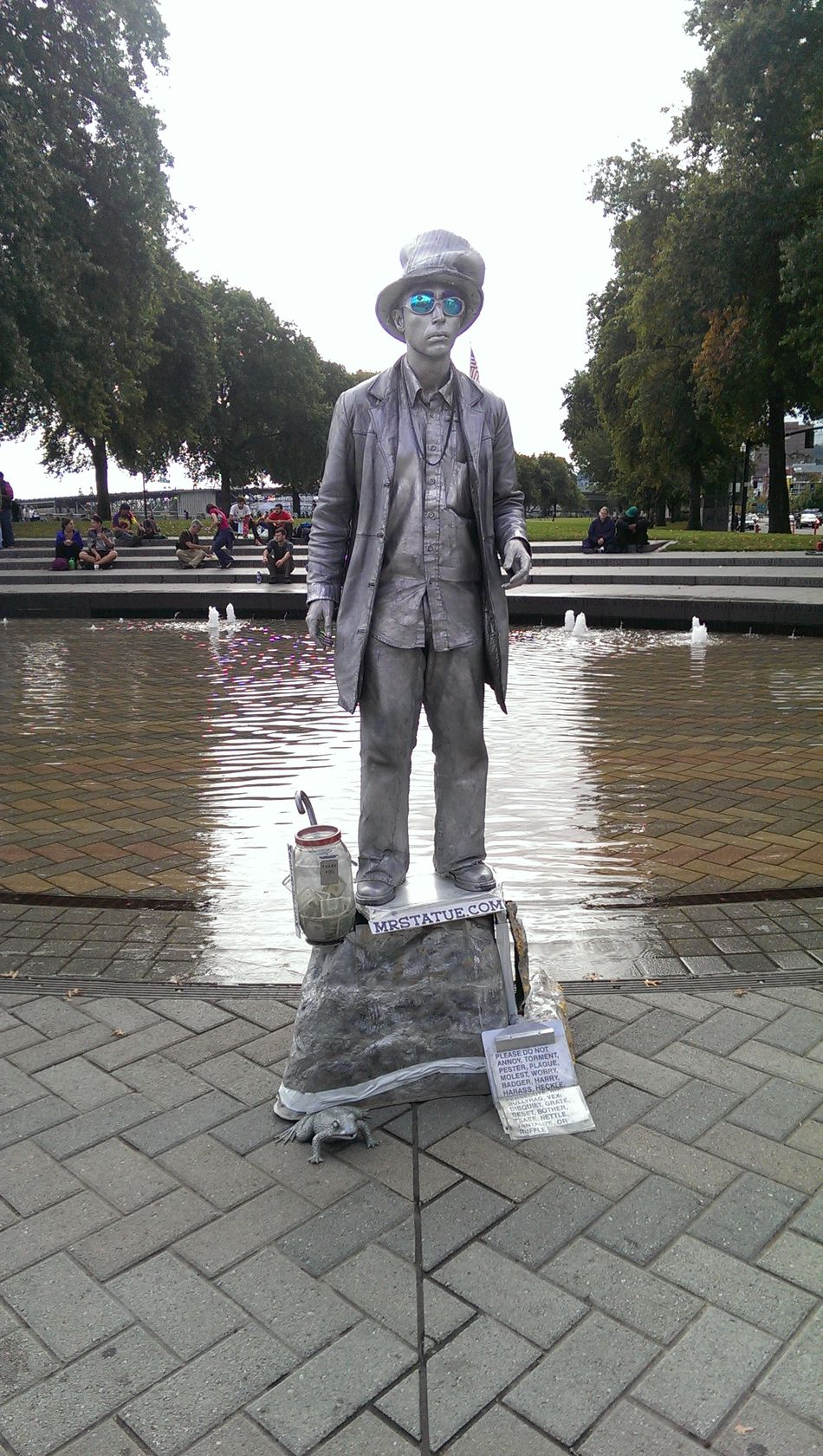 Mr. Statue Portland