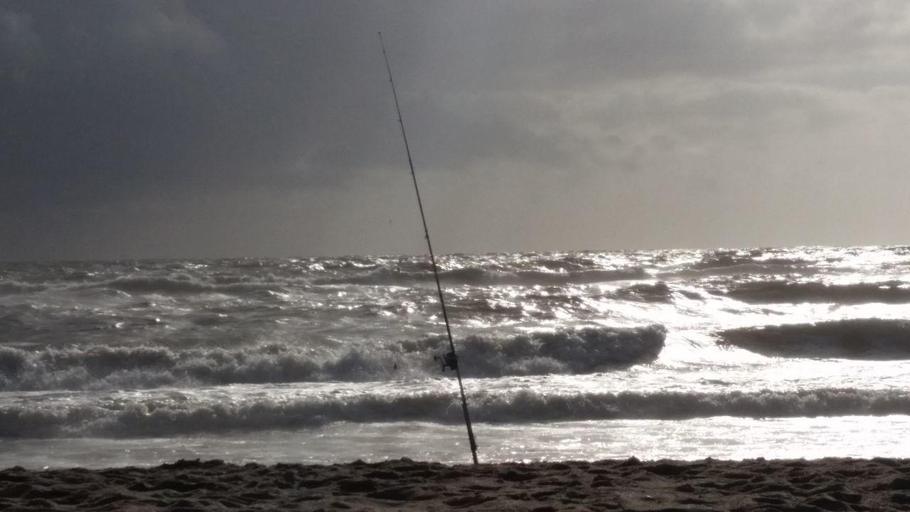Fishing Life Is A Beach Beach Gone Fishing Live For The Story