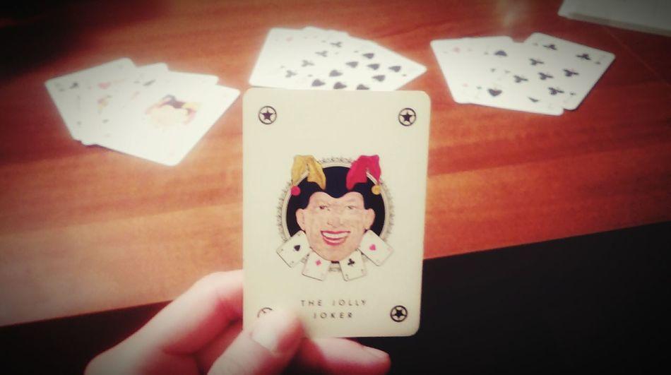 Non si vince facile Gambling Human Hand Leisure Games Jolly Carte Family Nonsischerza Indoors  Close-up