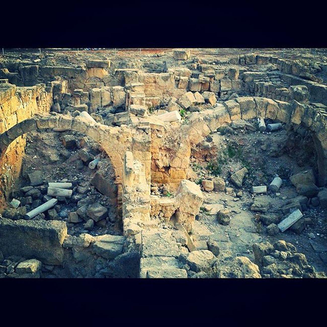 Cyprus_on_line Cyprusisland Cyprus Paphos Dig Antient кипр пафос раскопки Древность