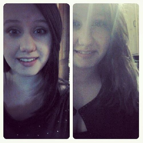 Before and After. PicStich  BrownHairDontCare