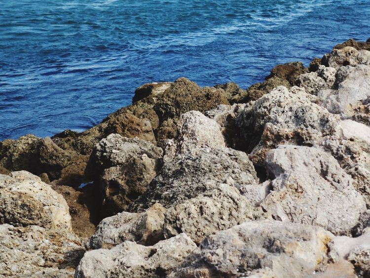 Water Rocks Jerry Sea Nature Tranquility Rock - Object Beauty In Nature Beach Jetty