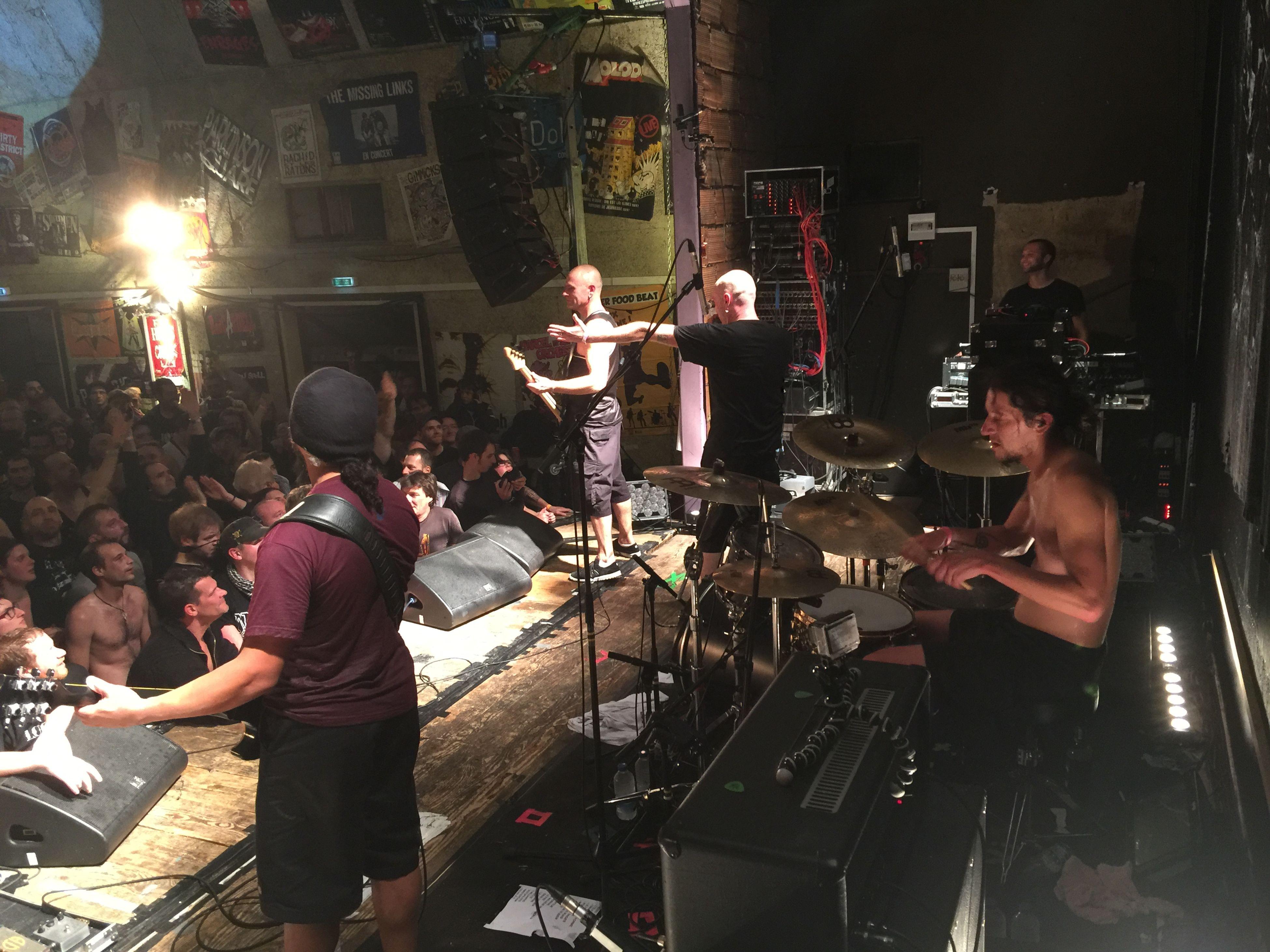 Lofofora Live Music Metal Punk Fusion Chez Narcisse