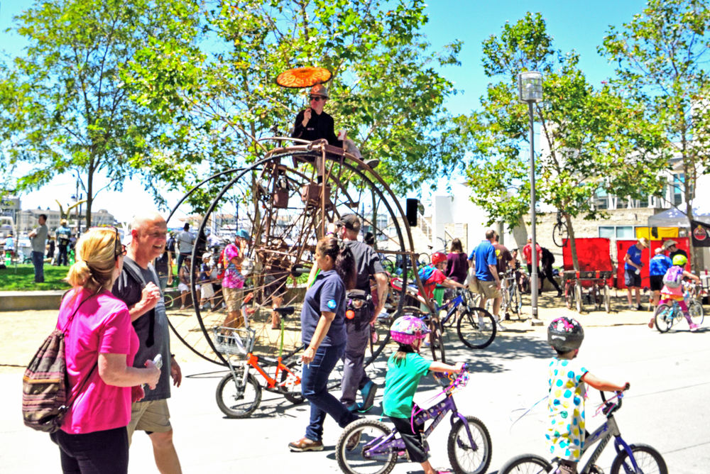 Bikes Of All Types 1 Peddle Fest @ Jack London Square Oakland, Ca. Bicycles Festival Custom Bicycles Antique Bikes Kids Bikes Bicycling Bikeporn Bikes Bicycle Heaven Have A Good Time Having Fun Having Fun With Photography People Watching Family Time