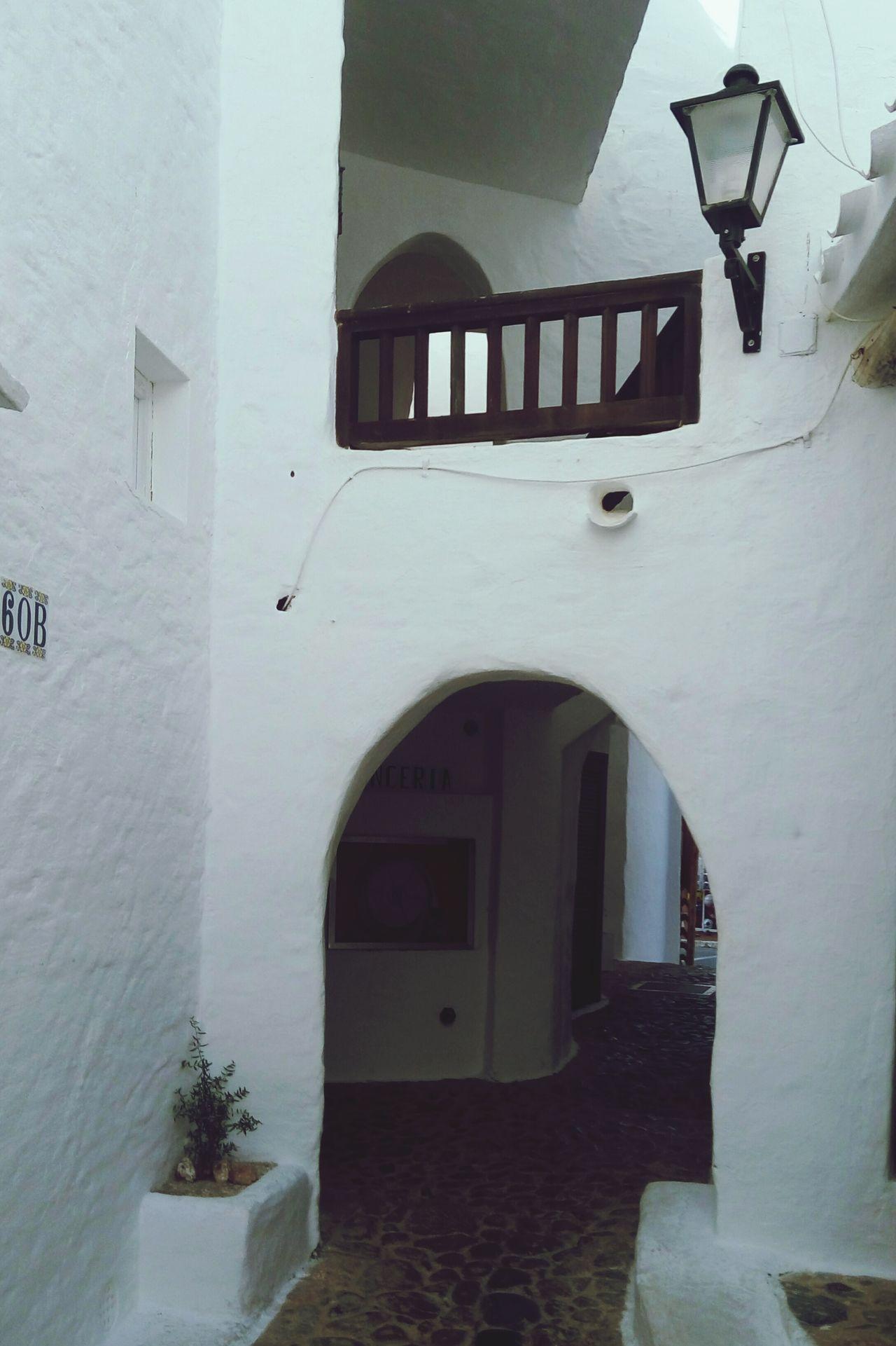 Binibeca Menorca Illes Balears Islas Baleares Casas De Pueblo Blancas Calles Pueblo Blanco España🇪🇸 Turismo Turism España SPAIN Cami De Cavalls Faro