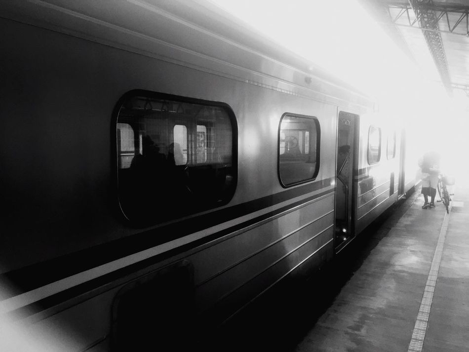 Travel Photography On The Road Train Station Train Streetphotography Street Photography Blackandwhite Photography Travel Streetphotography_bw Traveling