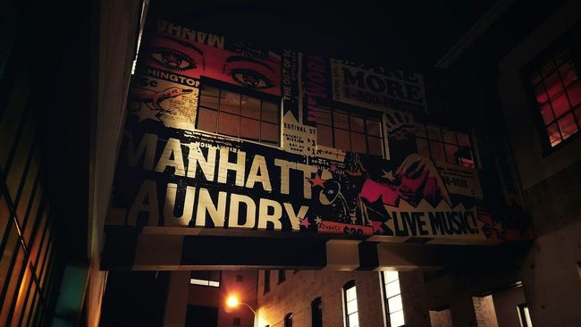 Manhattan Laundry. BadAnimals Images 2016. Urban Photography Alley Night WashingtonDC EyeEm GalaxyS7Edge Mobilephotography BadAnimalsImages Streetart