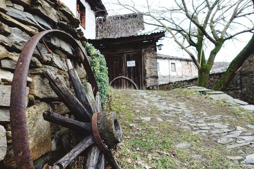 Old Vilage Photography Abadoned Place Nature