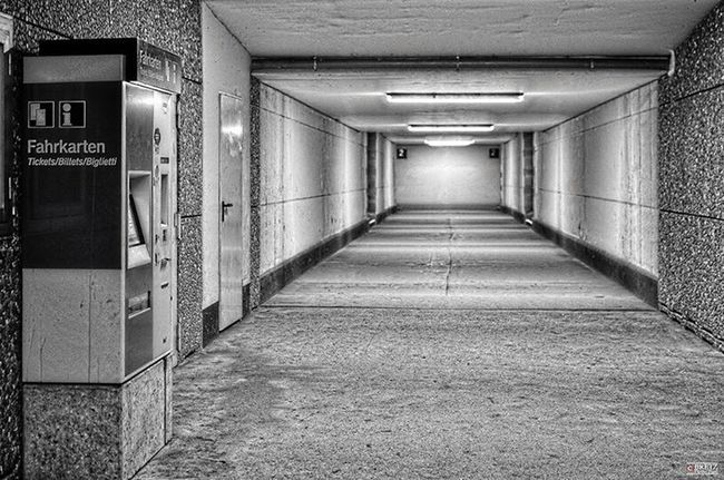 Tunnelblick Ehrenbreitstein Koblenz Digiart Black And White Blackandwhite Black & White Monochrome Architecture Details