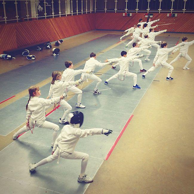 Fencing Escrime Fechten