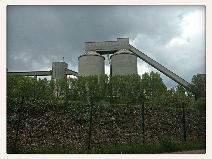 Leimen Zementwerk