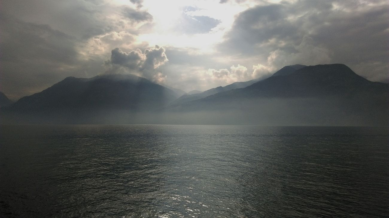 Lago Di Garda Italy Beautiful Relaxing Thinking Sky_collection Naturelovers Nature_ Collection  Light And Shadow Naturephotography Nature On Your Doorstep Lights Nature_perfection Sky Sun In Clouds EyeEm Best Shots Sun Showcase June Clouds And Sky Clouds Nature Water Nature_collection Nature Photography
