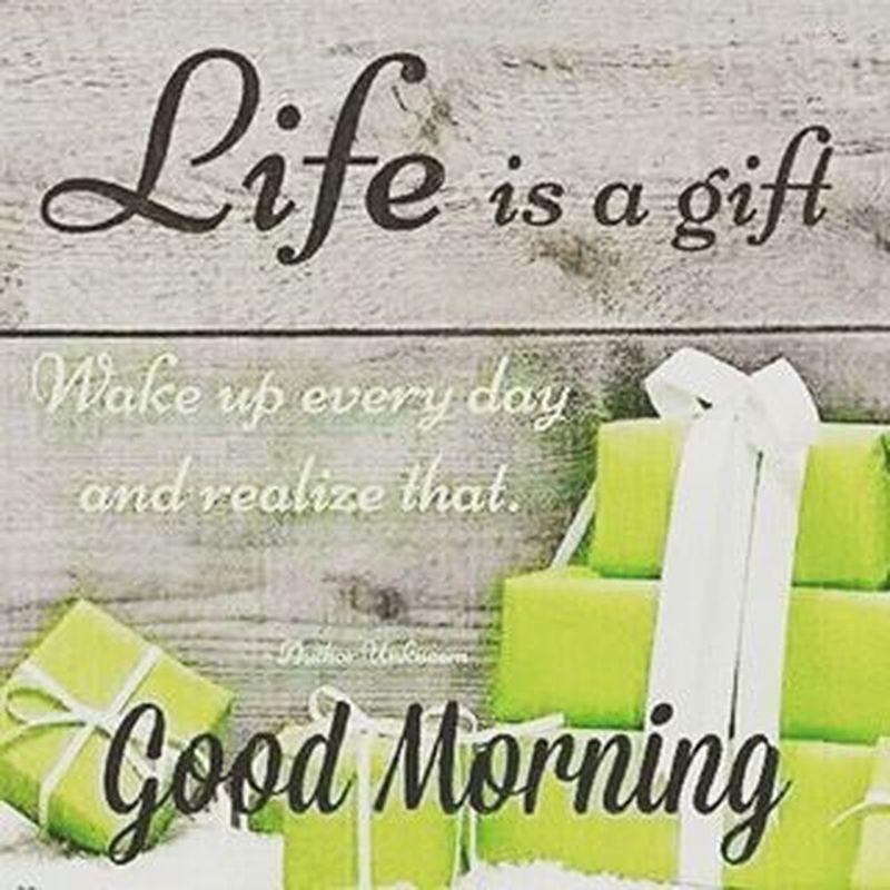 Good Morninggg Enjoyy -lIfE