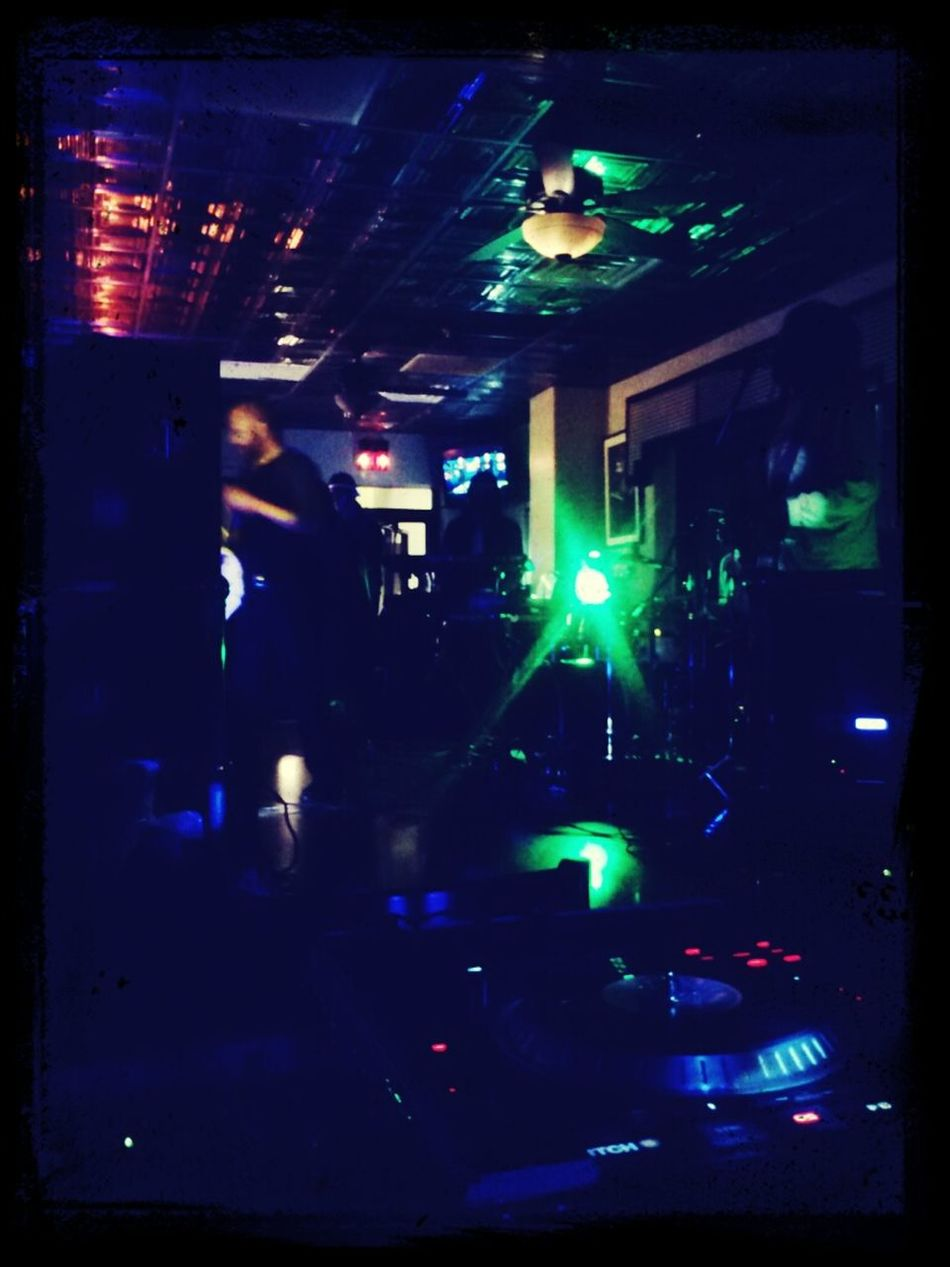 Thursday Clubin. DJ-Baby-E-Rock...