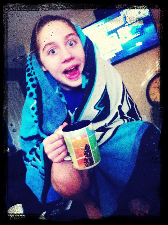 My First EyeEm Photo. Madelyne A Coffee Drinking Bird :)