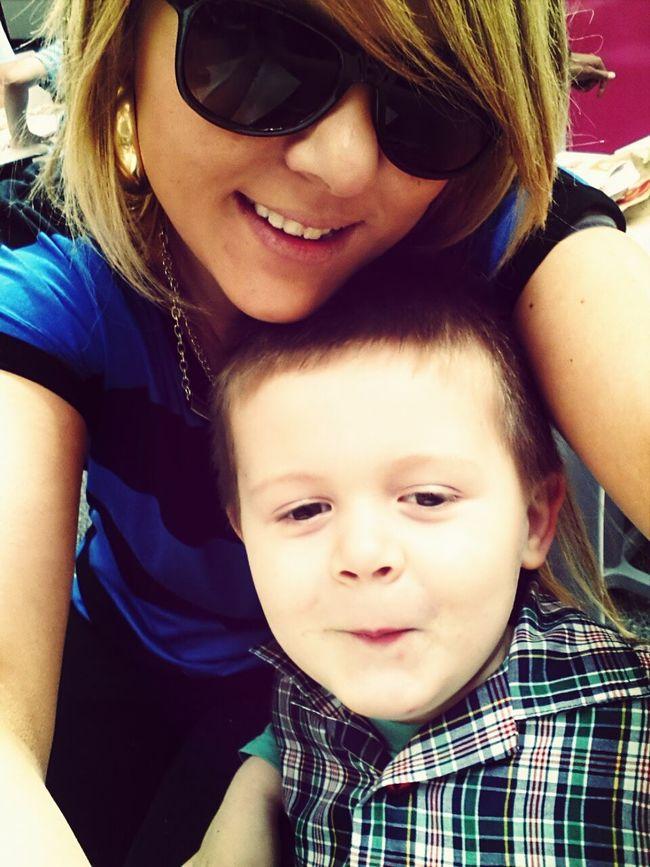 my gorgus boy Beingcutewithmummy Foreverlove Mummylovesme Happybeingus