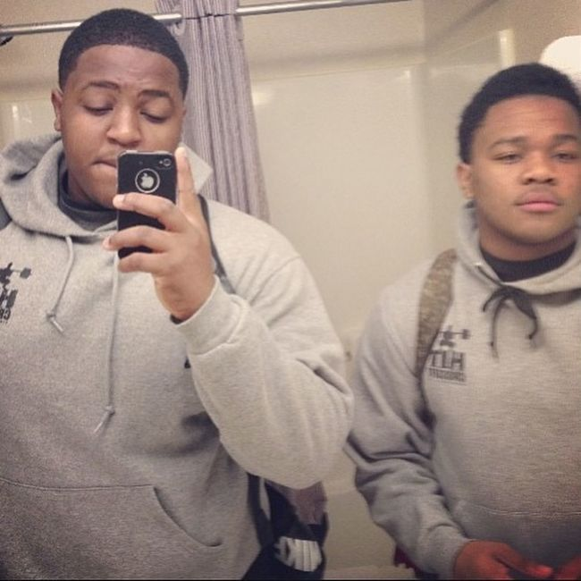 Me And My Bro B4 The Combine