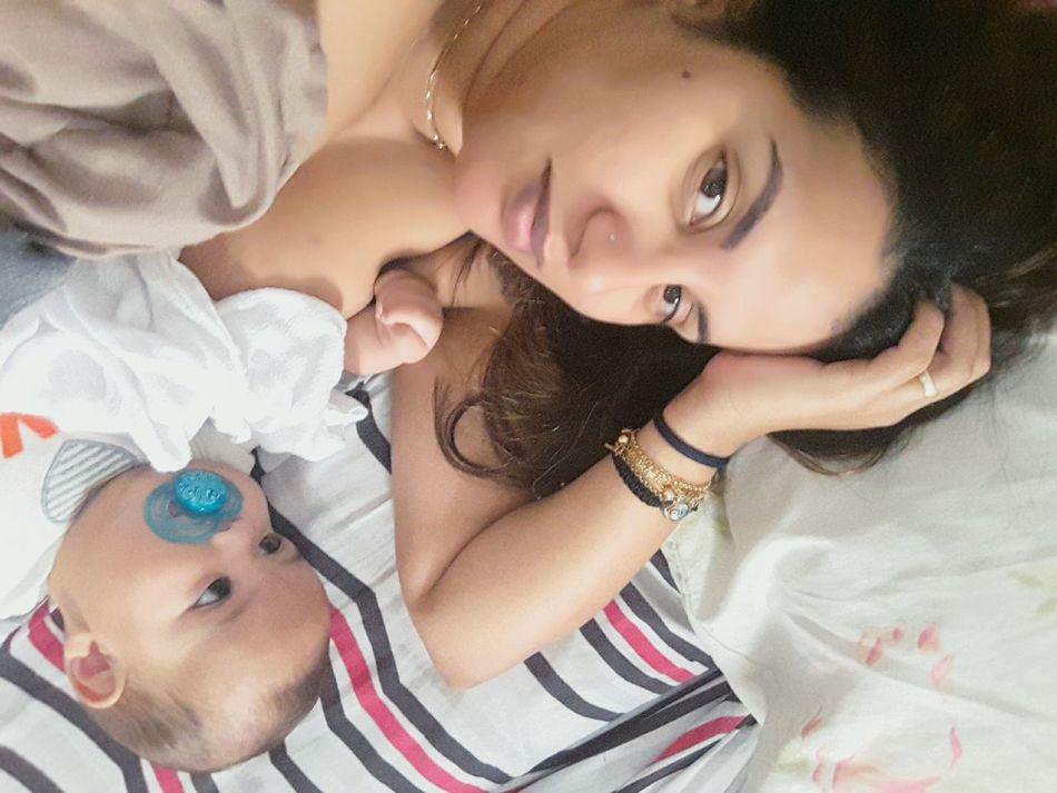 Bon Jour :-* Buenos Días Relaxing Despertando Para Otro Dia De Aventura :) My Baby Boy ❤ Mon Amour <3