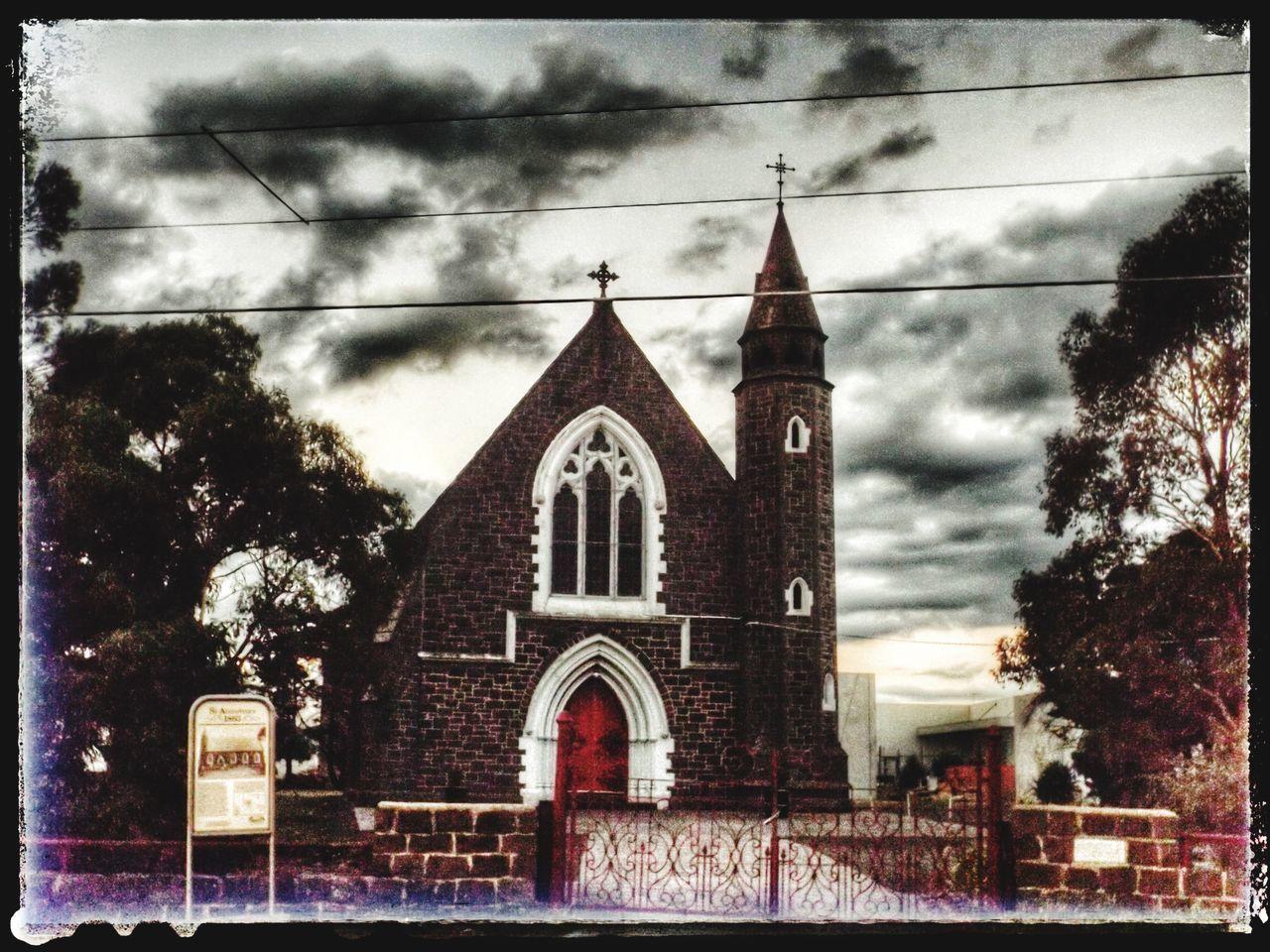 Historical Building Church