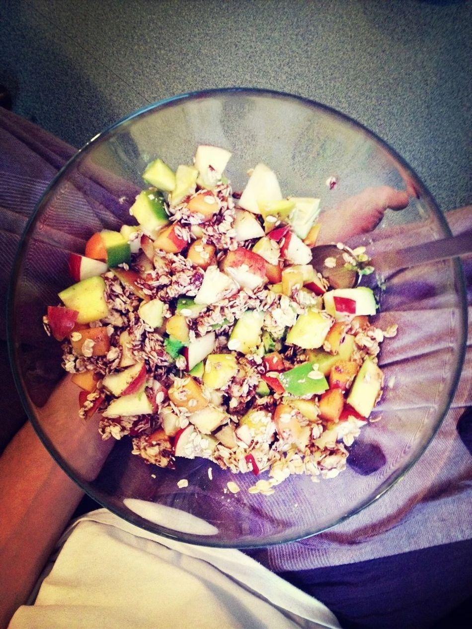 @Andreiia #inmybowl #rightnow Food In My Mouf Inmybowl