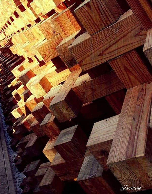 Legno Legno Wood Japan Pavilion Expo2015 Photography Fromitalywithlove Architecture Simbolism